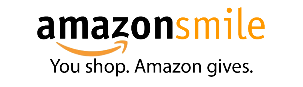 "Amazon Smile Logo ""You Shop. Amazon Gives."""
